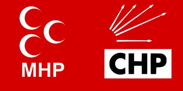 CHP ve MHP'nin kirli ittifakı deşifre oldu!