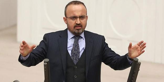 Kirli ittifaka AK Parti'den ilk yorum: Demirtaş CHP'ye genel başkan olsun