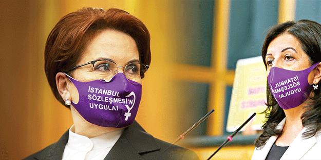 Kirli ittifakı maske açık etti