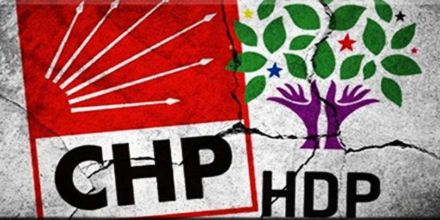 Kirli ittifakta son perde! CHP ile HDP birbirine girdi: Haddinizi bilin!