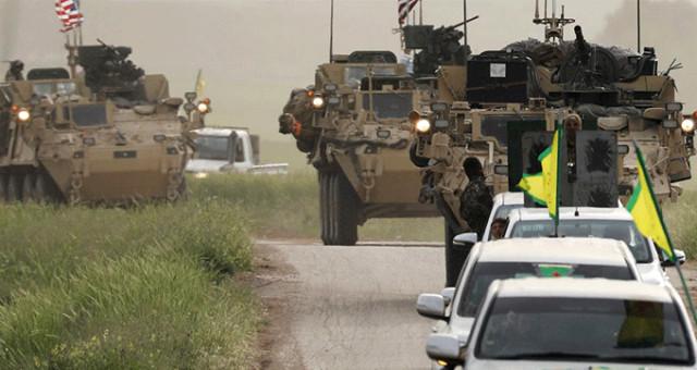 KİRLİ PLAN DEŞİFRE OLDU! ABD, PKK DEVLETİ KURUYOR