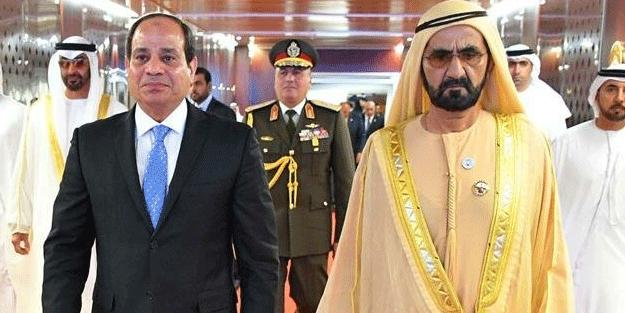 Kirli planın arkasından Birleşik Arap Emirlikleri ve Mısır çıktı