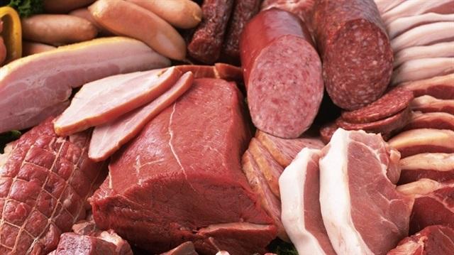 'Kırmızı et tek başına tüketilmemeli'