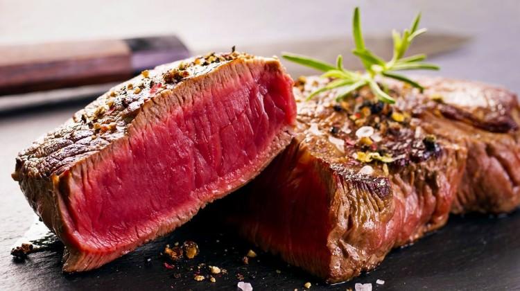 Kırmızı et tek başına tüketmeyin!