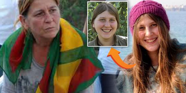 YPG saflarında IŞİD ile savaşan 'kırmızı fularlı kız' öldü