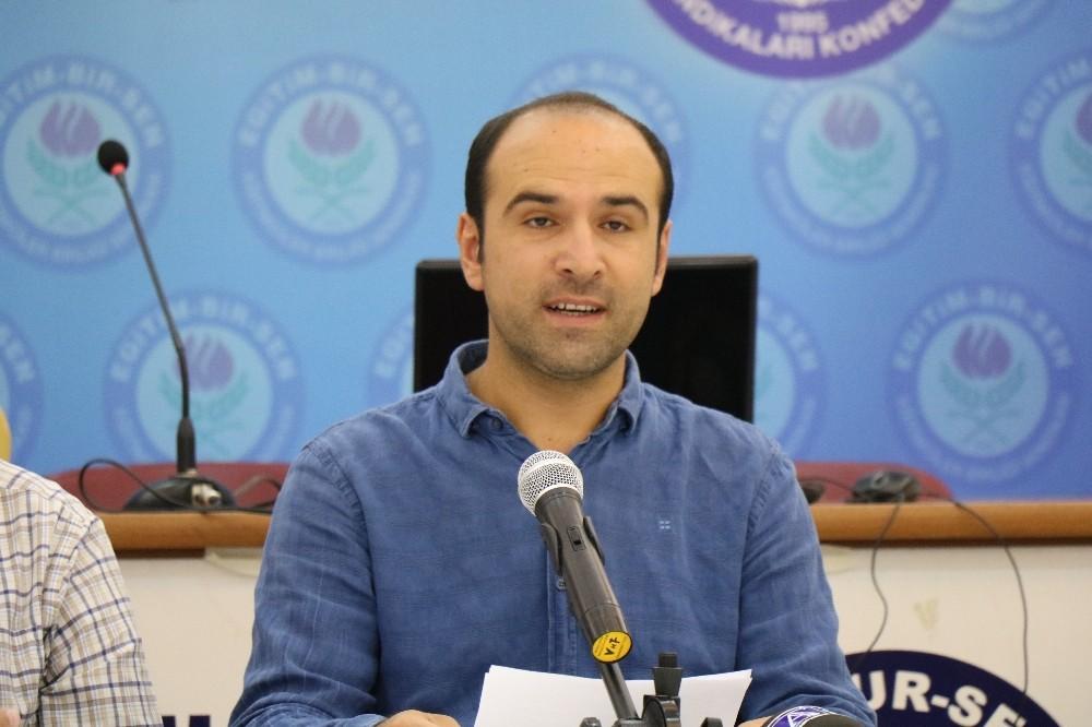 Kırşehir Memur-Sen Şube Başkanı Mehmet Fatih Yavuz: