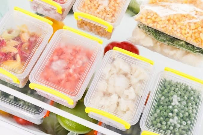 Kış için derin dondurucuya konulan yiyecekler ve tarifleri