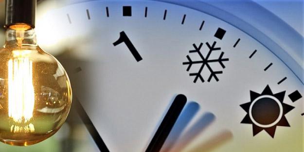 Dev tasarruf! Kış saati uygulaması meyvesini verdi