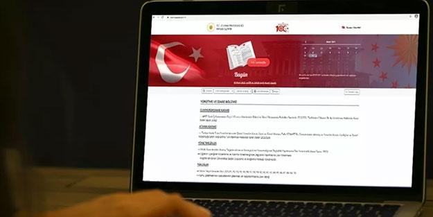 Kısa çalışma ödeneği kararı Resmi Gazete'de yer aldı