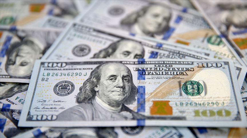 Kısa vadeli dış borç eylülde 121,3 milyar dolar