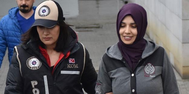 FETÖ'nün Samsun bölge kadın sorumlusu yakalandı