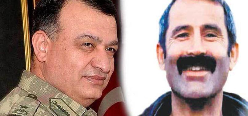 Kıstırılan PKK'lı teröristi FETÖ'cü komutan kurtarmış