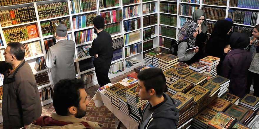 Kitap yayınlarında en hızlı artış Arapça'da