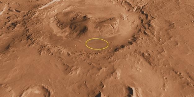 Kızıl gezegen Mars'ta su bulundu mu?