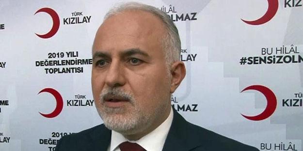 Kızılay Başkanı Kerem Kınık acı haberi duyurdu: Koronavirüse yenik düştü