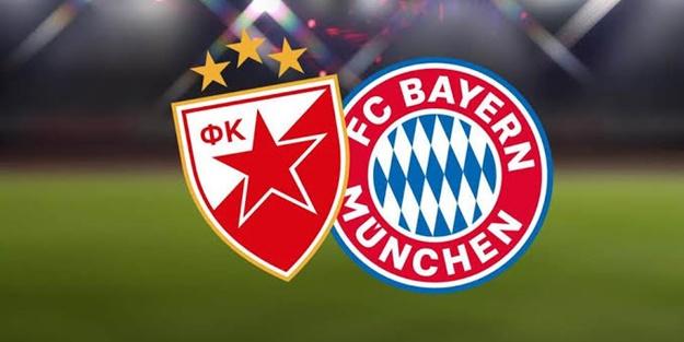 Kızılyıldız Bayern Münih maçı ne zaman saat kaçta hangi kanalda? Şampiyonlar Ligi 5. hafta