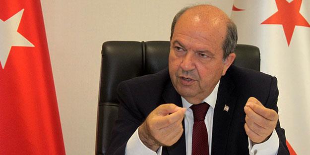 KKTC Başbakanı Ersin Tatar Interpol'e sordu: Aranıyor muyum?