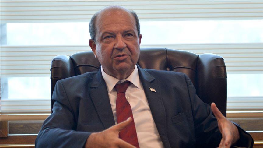 KKTC Başbakanı Tatar 'Kıbrıslı Türkler dışlanırken Guterres çerçevesinde masaya gelmemiz tehlikeli'