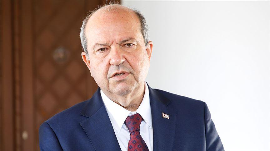 KKTC Başbakanı Tatar: Libya ile yapılan anlaşma yeni bir haritaya sebebiyet vermiştir