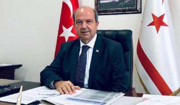 KKTC Başbakanı Tatar'dan açıklamalar!