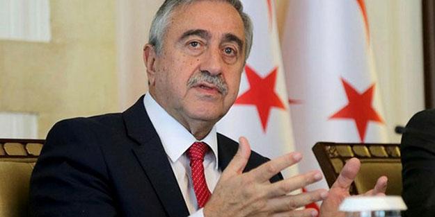 KKTC Cumhurbaşkanı Akıncı, Maraş açılımından rahatsız oldu!