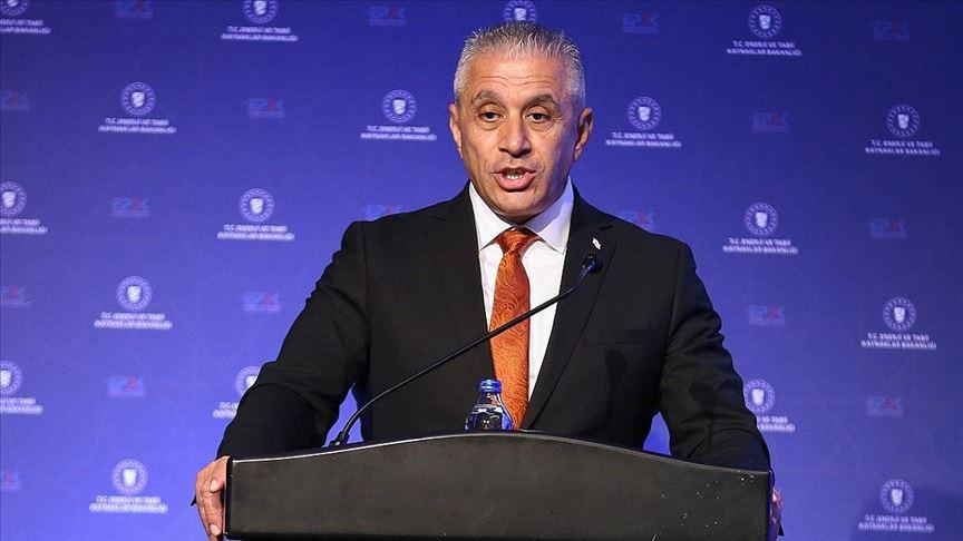 KKTC Ekonomi ve Enerji Bakanı Hasan Taçoy: Türkiye ve KKTC'nin haklarını sonuna kadar savunacağız