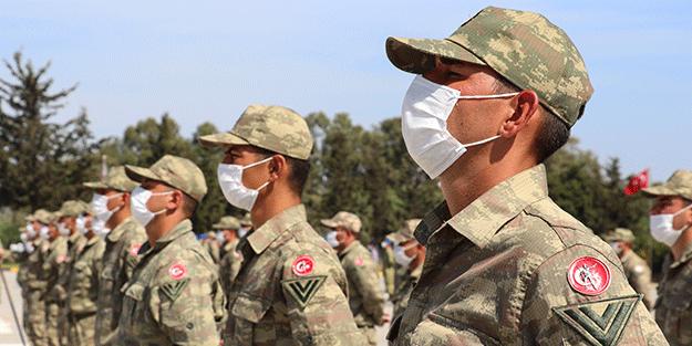 KKTC Güvenlik Kuvvetleri Komutanlığında yemin töreni