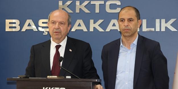 KKTC'de ilk koronavirüs vakasının ardından Ersin Tatar açıklama yaptı! Türkiye harekete geçti
