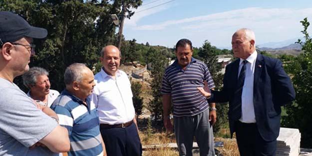 KKTC'de Rumlar Türk köylerine yerleştiriliyor!