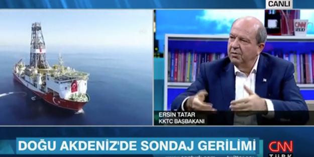 KKTC'den 'Doğu Akdeniz' açıklaması: Rumlar elindekini de kaybedecek!