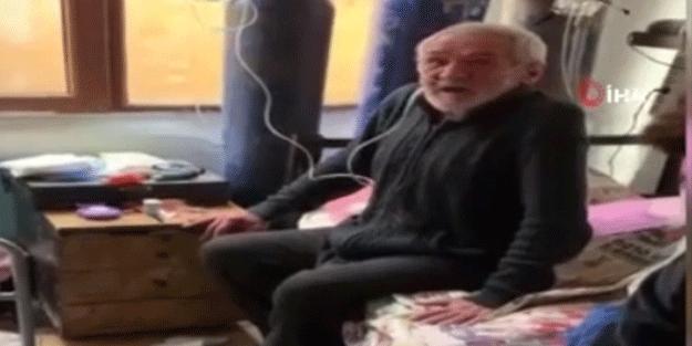 Yakalanan 74 yaşındaki torbacıdan akılalmaz sözler!