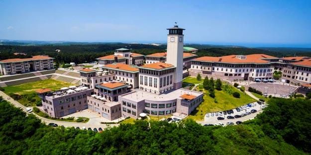 Koç Üniversitesi taban puanları 2019