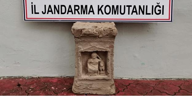 Kocaeli'nde yakalandı! Roma dönemine ait