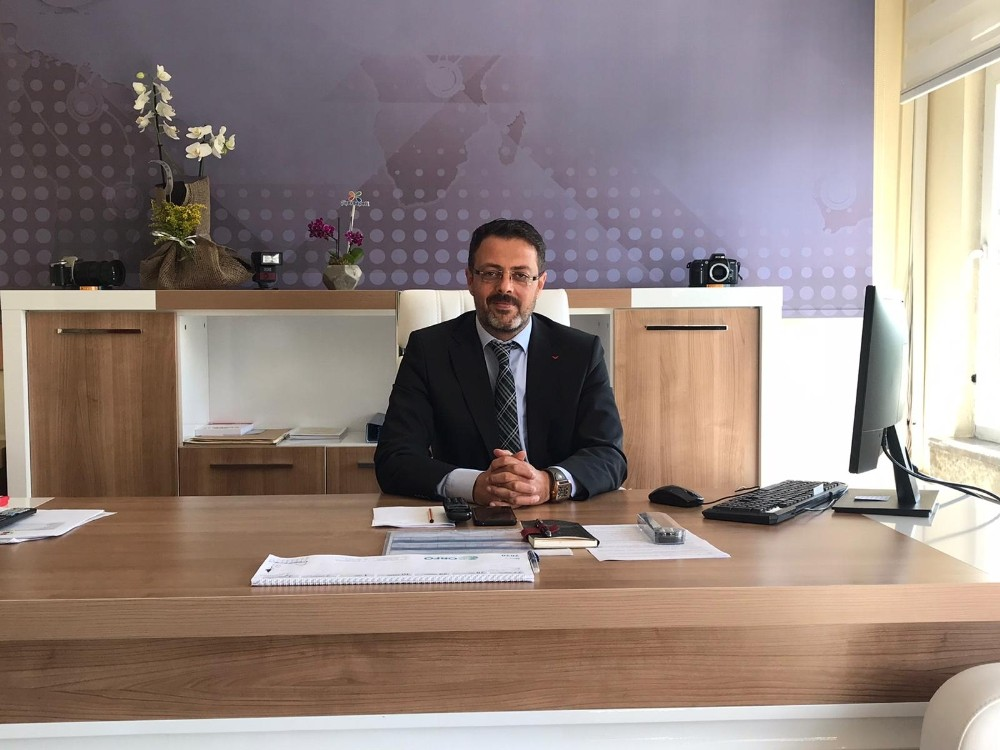 Kocasinan Belediyesi Basın Yayın Müdürlüğü'ne Gazeteci Mehmet Serbez atandı