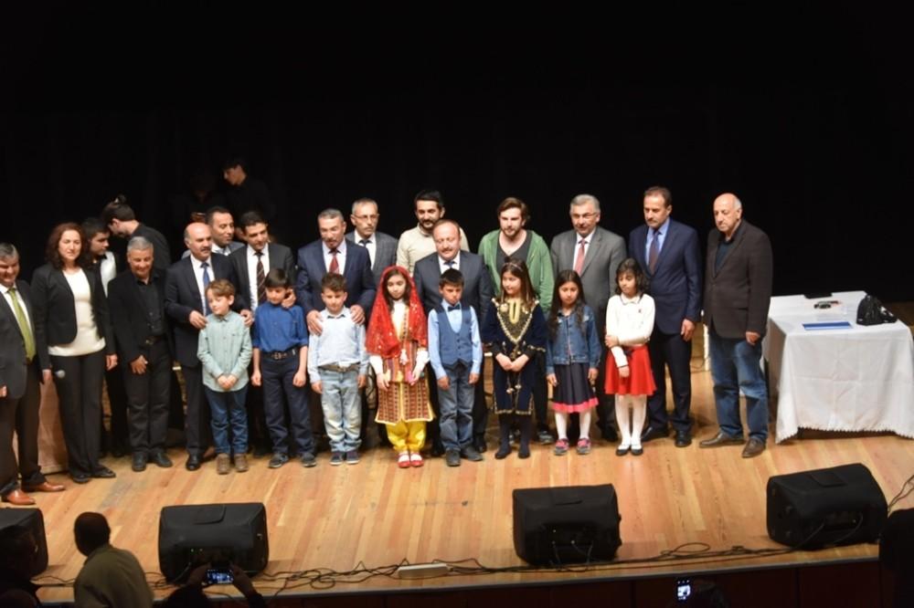 Kocasinan'da Türk Kültürü geleceğe aktarılıyor