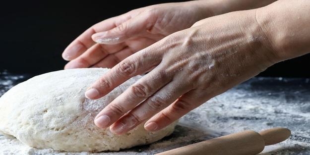 Kolay ekmek tarifi | Kuru maya ile pratik ekmek yapımı