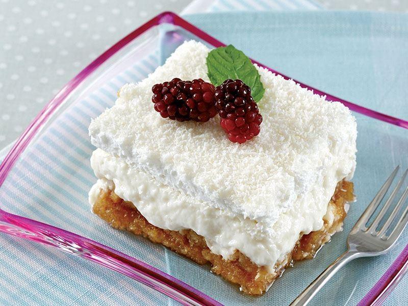 Kolay Etimek Tatlısı | Muhallebili basit etimek tatlısı malzemeleri ve ölçüsü