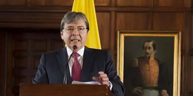 Kolombiya Savunma Bakanı Holmes yoğun bakımda