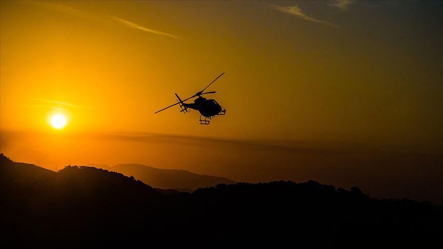 Kolombiya'da askeri helikopter radardan kayboldu