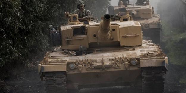 Komandolar kritik noktada... Adım adım Afrin'e!