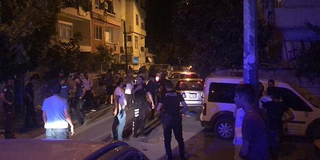 KOMŞULAR ARASINDA 'PARK' KAVGASI KANLI BİTTİ!