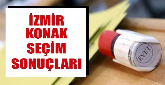 Konak yerel seçim sonuçları 2019 | İzmir Konak 31 Mart yerel seçim sonuçları Cumhur ittifakı Millet ittifakı oy oranı