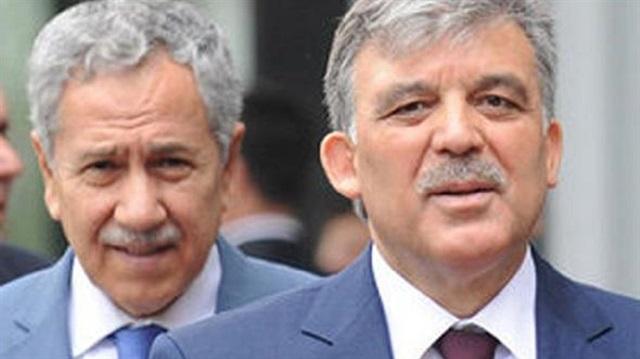 Kongre için Abdullah Gül ve Bülent Arınç'a da davetiye