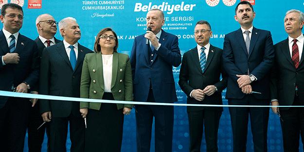 CHP'li başkanlardan Cumhurbaşkanı Erdoğan'a büyük ayıp