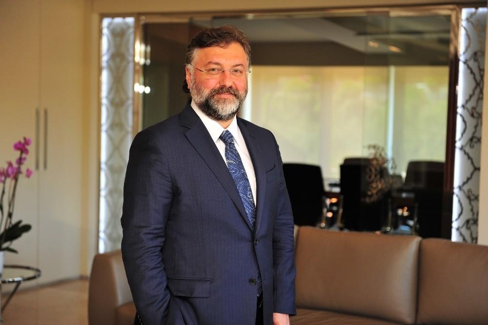 """Konutder Yönetim Kurulu Başkanı Elmas; """"Konut kredi indirimi sektörümüz için büyük bir adım"""""""