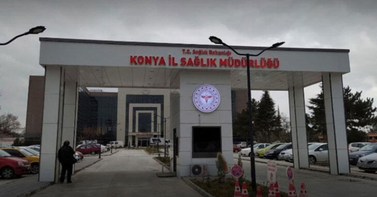 Konya İl Sağlık Müdürlüğü bina inşaatı yaptıracak