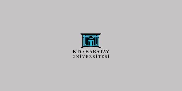 Konya KTO Karatay Üniversitesi akademik personel alım başvurusu