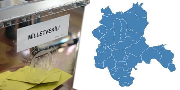 Konya seçim sonuçları 24 Haziran | AK Parti MHP Cumhur İttifakı CHP İYİ Parti Saadet Millet İttifakı HDP Konya oy oranları