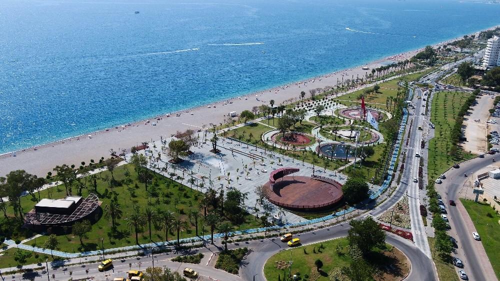 Konyaaltı sahil projesi ihalesi iptal edildi