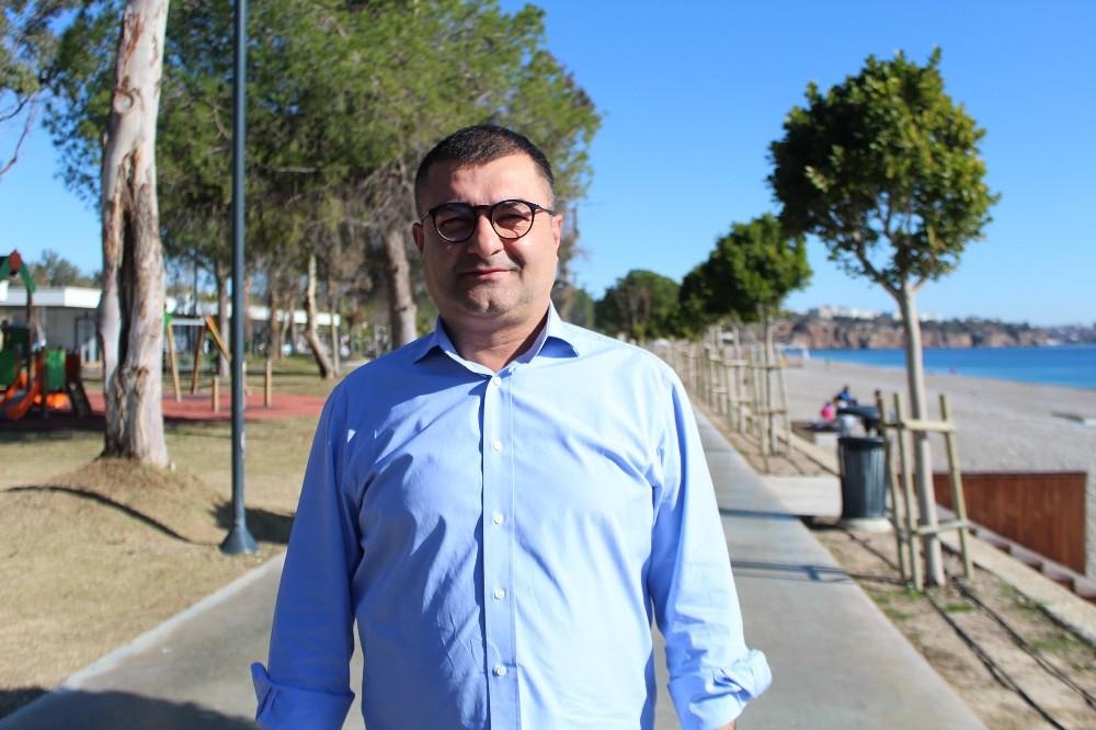 Konyaaltı Sahil Projesi'nin iptali
